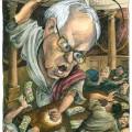 The 2016 Popular Revolt: Feel The Bern
