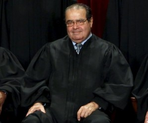 A Eulogy for Justice Scalia