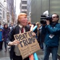The NYC Rally Against Donald Trump Was a Lot of Hot Air