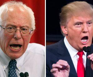 A Titanic Coup? The Trump-Sanders Debate