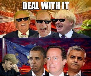 Brexit is a Middle Finger to a Faceless Global Elite