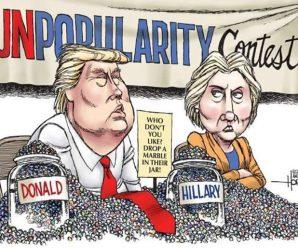 Trump Being Trump: General Election Style (Week 15)