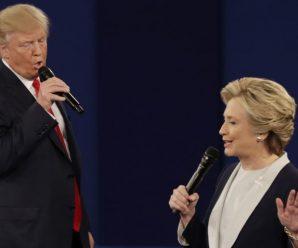 Trump Being Trump: General Election Style (Week 23)