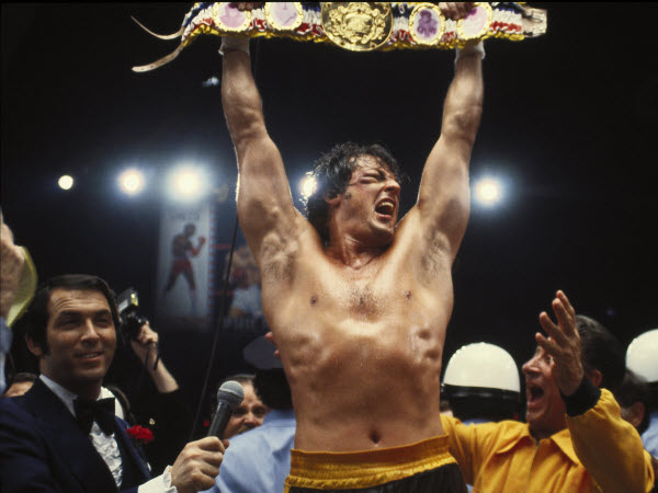 Rocky II ending