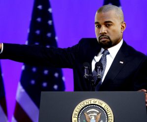 Could Kanye Run?