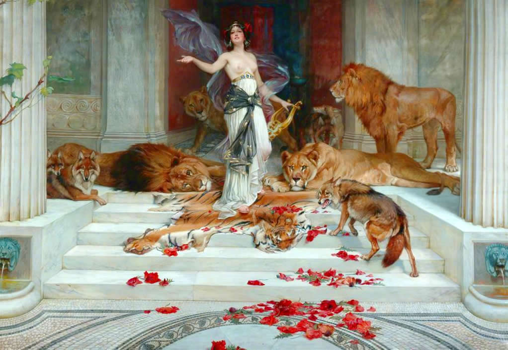 Circe the Odyssey by Homer