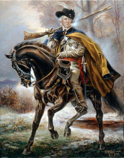 Daniel Morgan in the Revolutionary War