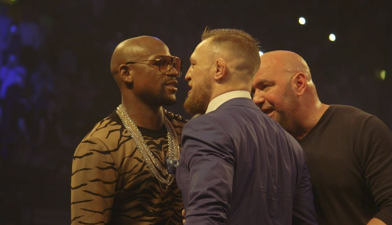 Mayweather vs. McGregor London