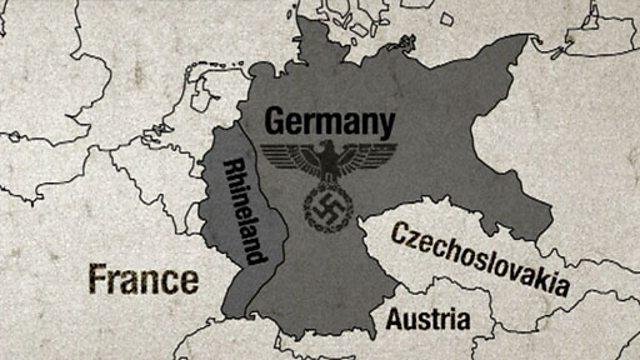 1936 Invasion of the Rhineland