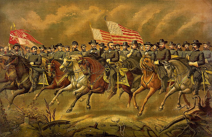 Ulysses S. Grant Battle of Vicksburg