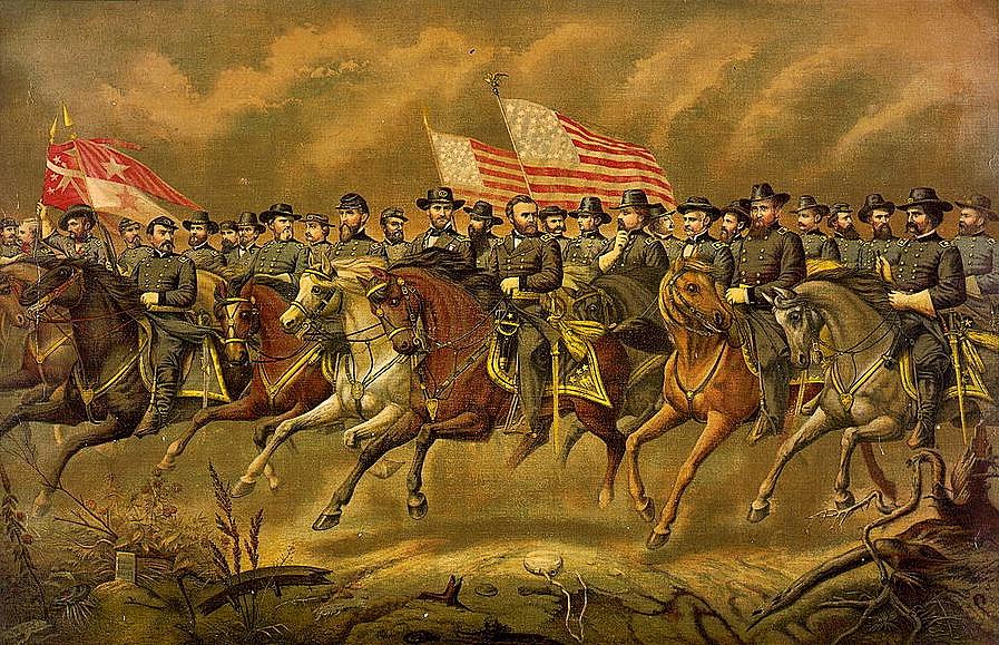 Ulysses S. Grant Battle of Vicksburg