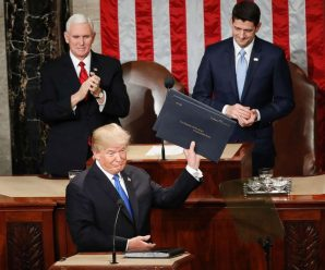 3 Persuasion Tricks from Trump's First State of the Union