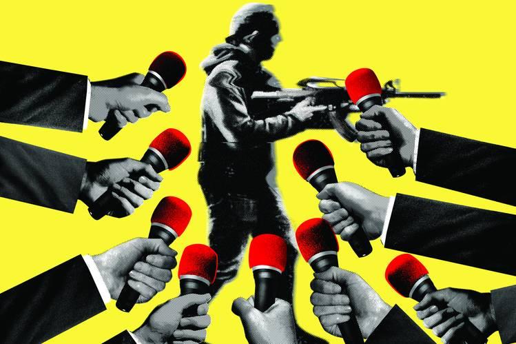 Media Glorifying Shooters