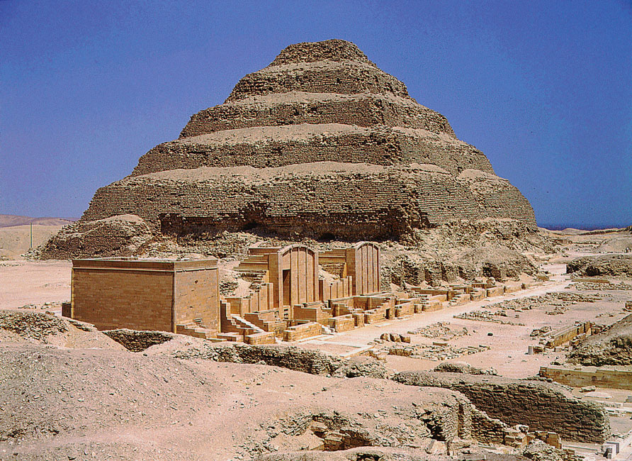 Imhotep Step Pyramid