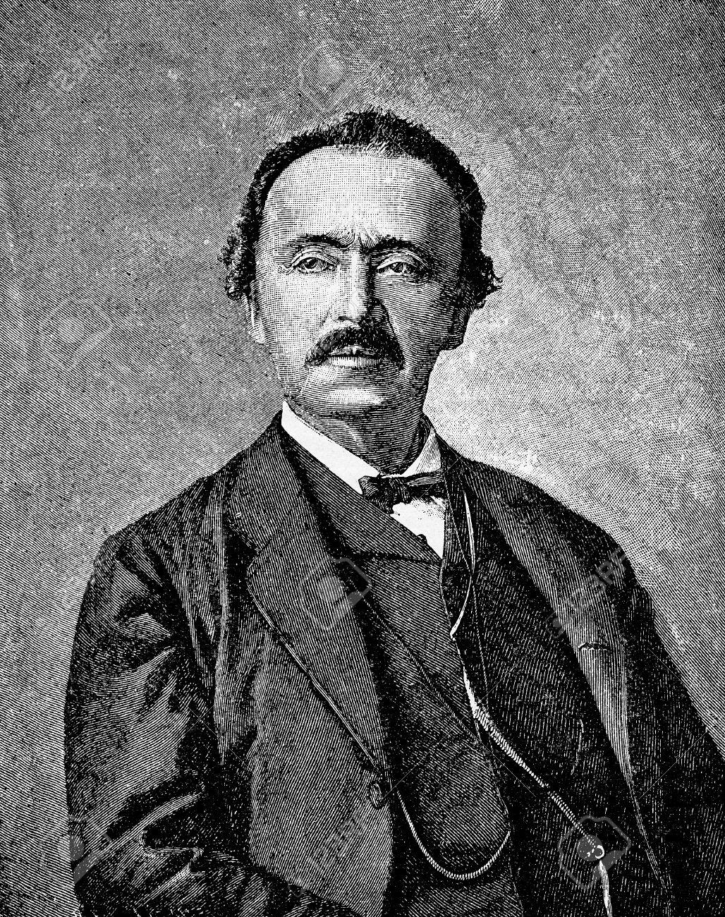 Heinrich Schliemann discoverer of Troy