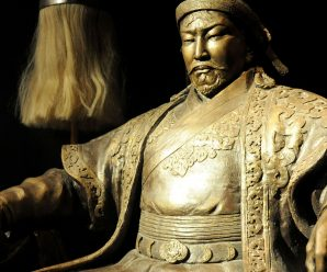 "Genghis Khan Facts: How an ""Impassable"" Desert Proved no Obstacle to One of the Greatest Victories Ever"