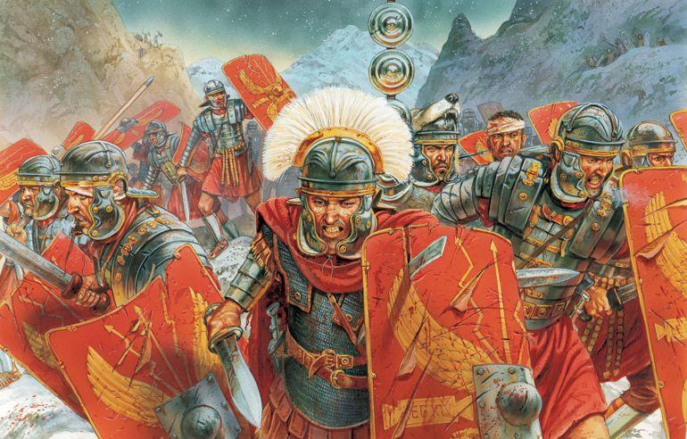 Worst Roman defeats