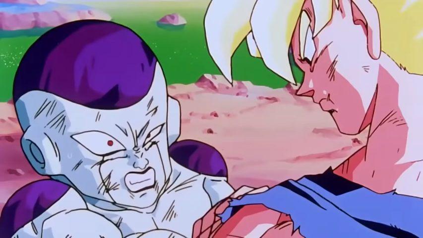 Goku vs. Freiza