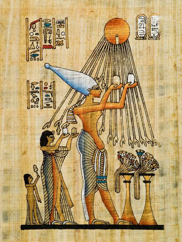 Atenism and Akhenaten