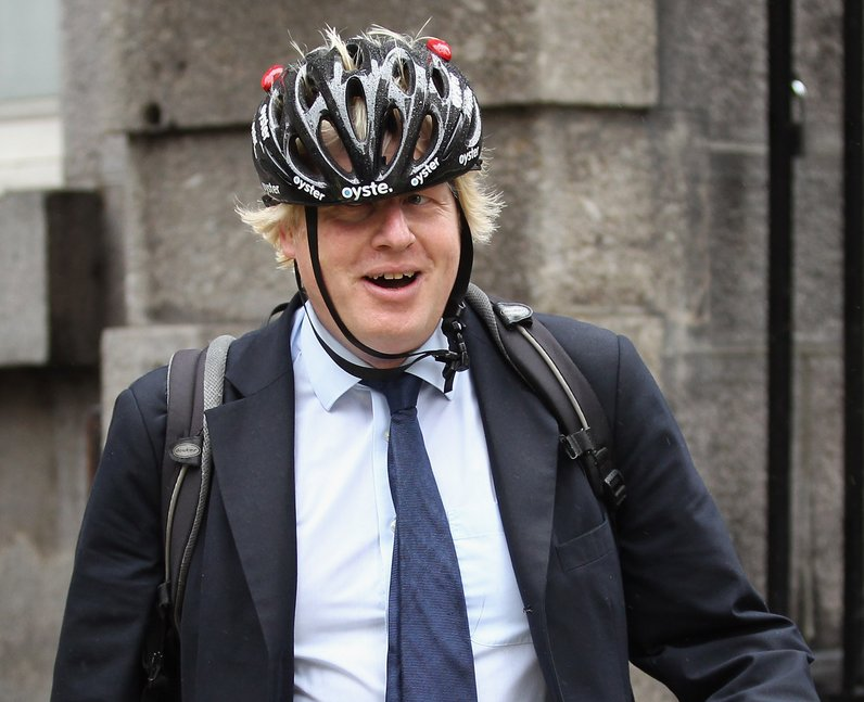 Boris Johnson Clown