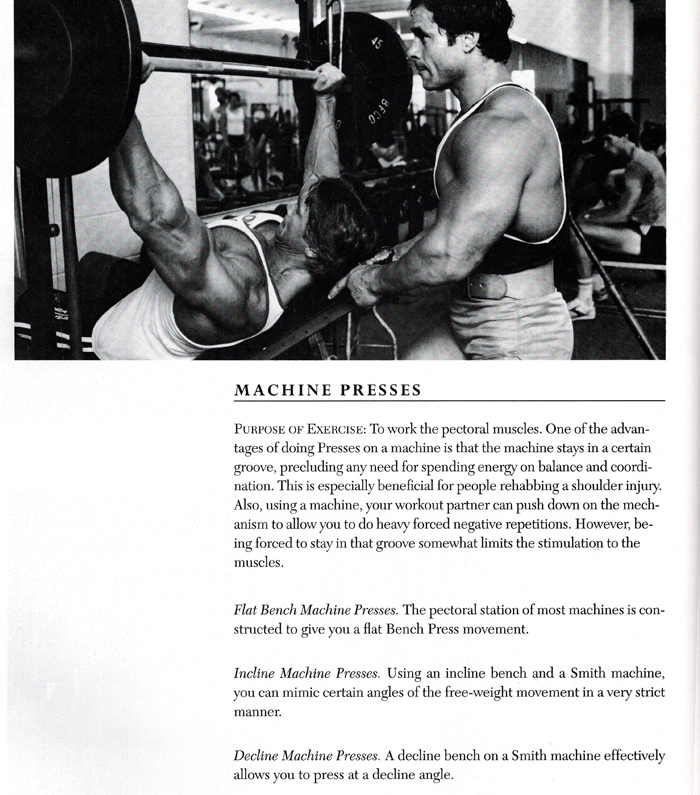 The New Encyclopedia of Modern Bodybuilding