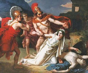 Antigone vs Creon: Who is in the Right?