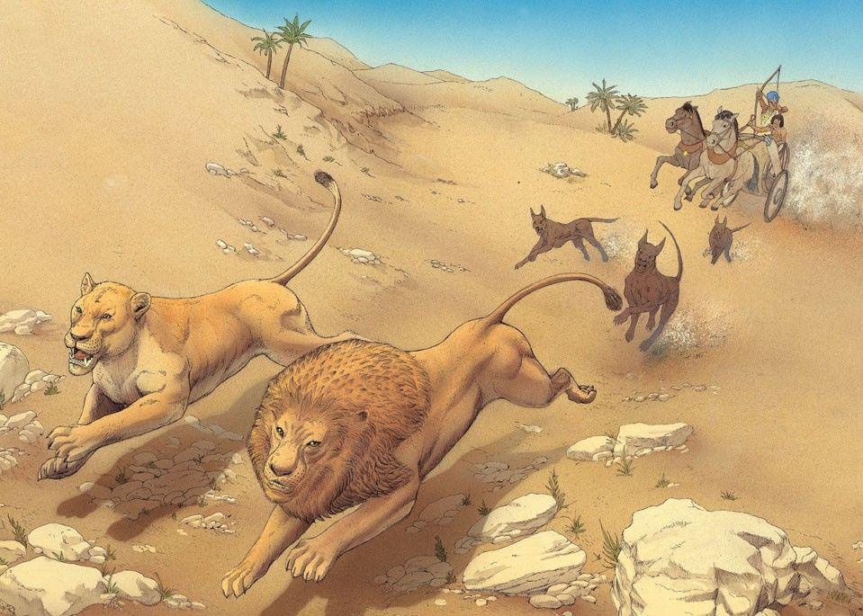 Ancient Egyptian Oddities