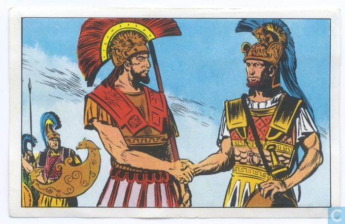 Epaminondas and Pelopidas