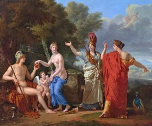 The Judgment of Paris: A Myth of Moral Corruption