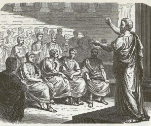 3 Little Known Persuasion Lessons from Aristotle's Rhetoric