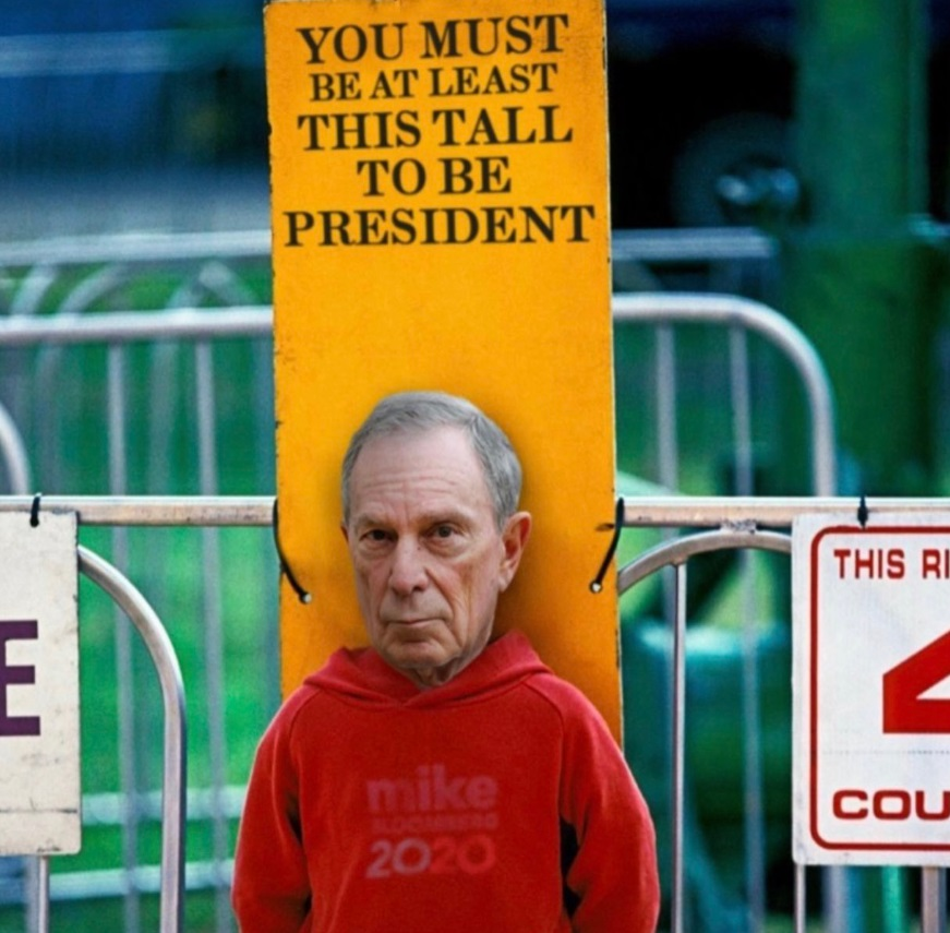 Mini Mike Bloomberg