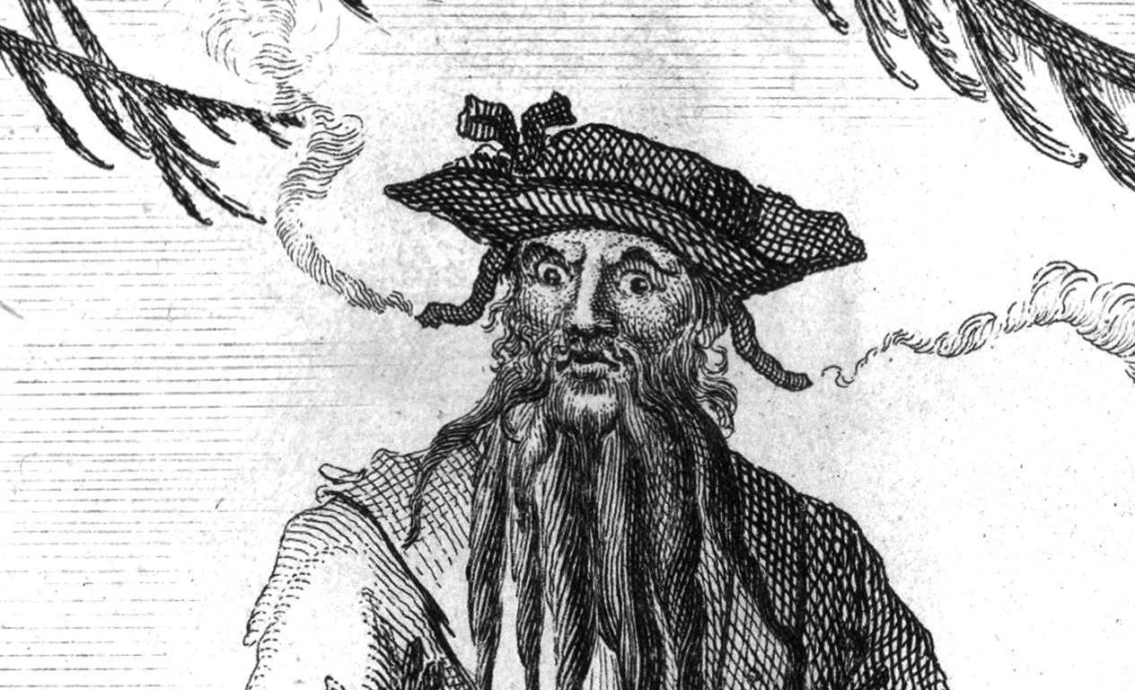 Blackbeard Edward Teach