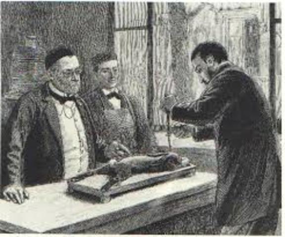Louis Pasteur rabies