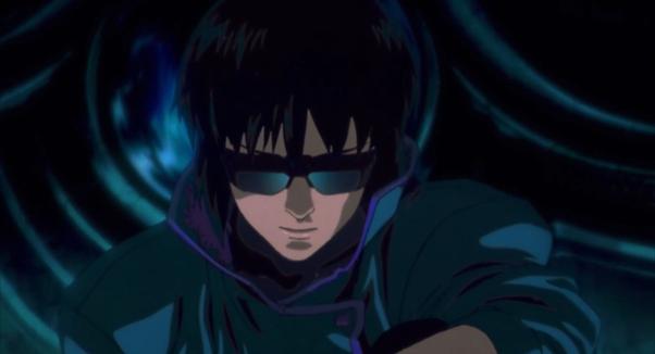 Motoko Kusanagi Ghost in the Shell 1995 movie