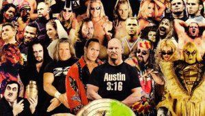 WWF Attitude Era Roster