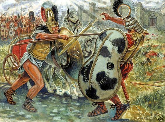 Achilles vs. Hector