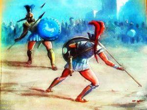 Hector vs. Ajax