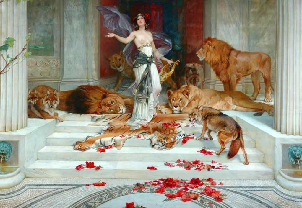 Circe the Odyssey by Homer