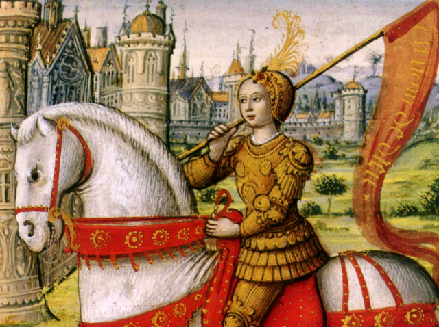 Joan of Arc at Orleans