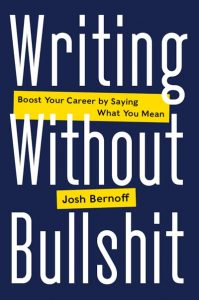 Writing Without Bullshit Review