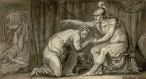 Achilles and Priam