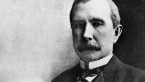 John D. Rockefeller charities