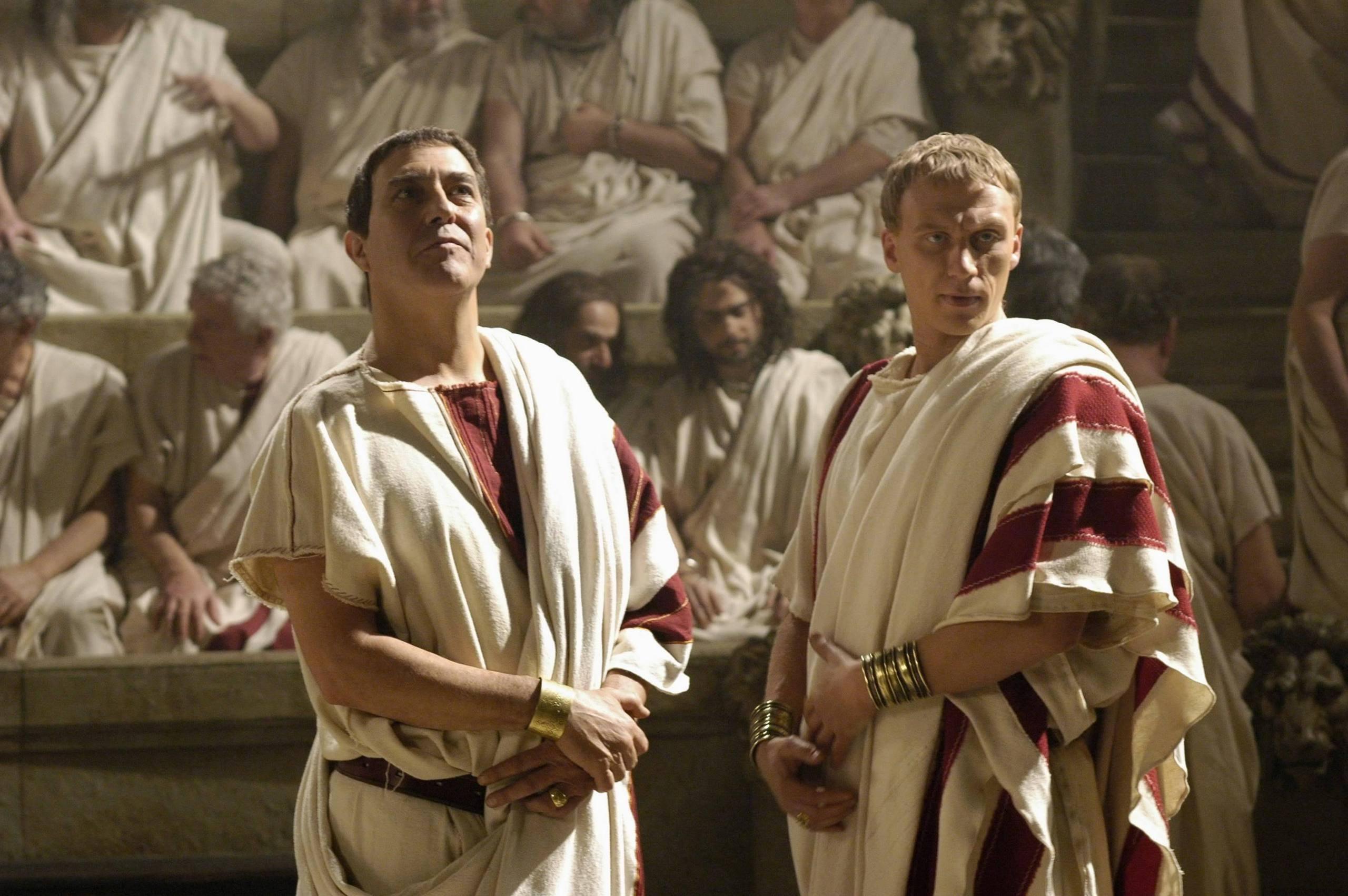 Julius Caesar Roman Senate