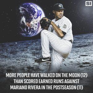 Mariano Rivera Unanimous