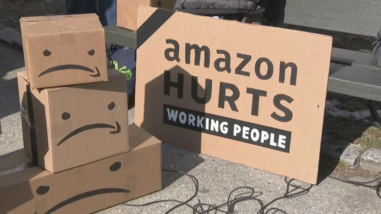 Amazon HQ2 New York City