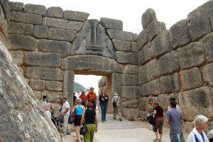 Mycenae Travel