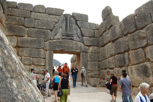 Mycenae Travel