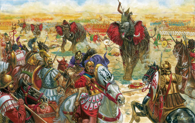 Scipio vs. Hannibal