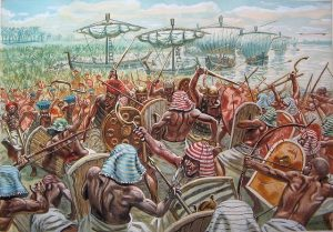 Battle of the Delta Sea Peoples