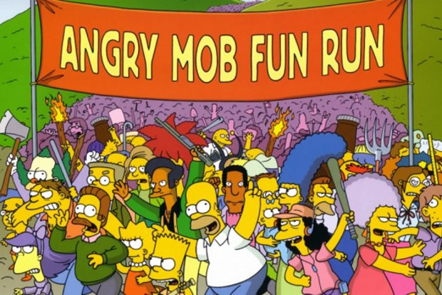 Outrage mob